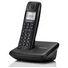 D142 Telefono Cordless Digitale Colore Nero