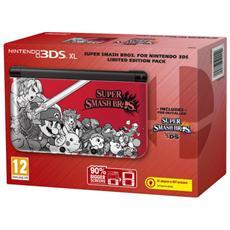 Console 3DS XL Super Smash Bros. Limited Edition