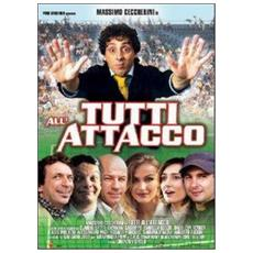Dvd Tutti All'attacco