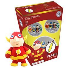 Flash Super Dough Characters Diy Figura