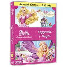 Dvd Barbie Dop. Avv. #03-leggenda E Magia