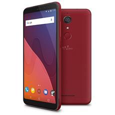 "View Rosso 32 GB 4G / LTE Dual Sim Display 5.7"" HD+ Slot Micro SD Fotocamera 13 Mpx Android Italia"