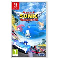 SWITCH - Team Sonic Racing - Day One 31 Dicembre 2018