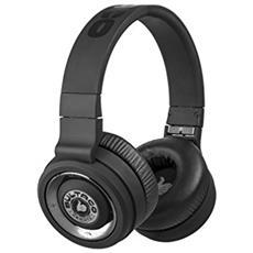Lobito BT Street Padiglione auricolare Stereofonico Cablato / Bluetooth Nero auricolare per telefono cellulare