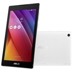 "Tablet ZenPad C Bianco Dual Sim 7"" Quad Core Memoria 16 GB +Slot MicroSD Wi-Fi - 3G Fotocamera 2Mpx Android - Italia"