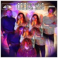 "Octopus Syng - Reverberating Garden No. 7 (7"")"