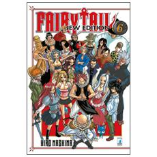 Fairy Tail. New edition. Vol. 6