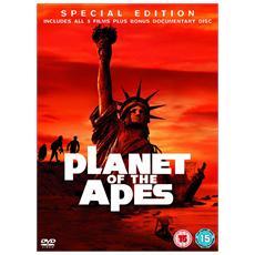 Planet Of The Apes Collection (6 Dvd) [ Edizione: Regno Unito]