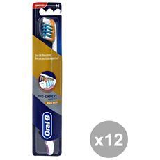 Set 12 Spazzolino Pro-expert Pro-flex 38 Medium Prodotti Per Il Viso