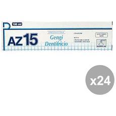 Set 24 Dentifricio 15 Salino 100 Ml. Prodotti Per Il Viso