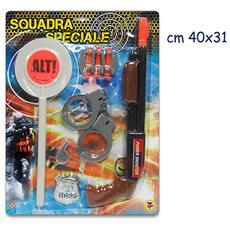TRM63000 Mr. Boy - Fucile e Paletta della Squadra Speciale