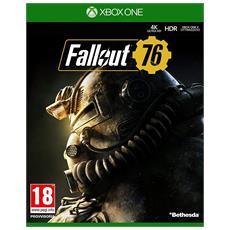 XONE - Fallout 76 - Day one: 14/11/18
