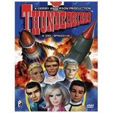 DVD THUNDERBIRDS BOX 01 (ep. 01-16)