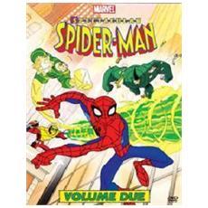 Dvd Spectacular Spider-man #02