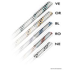 Braid Fleck mm 8 rosso