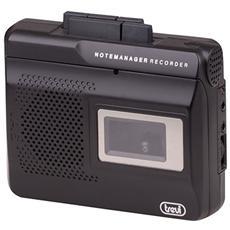 Registratore A Cassetta Cr 410