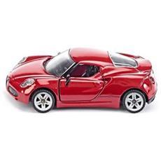 Super Alfa Romeo 4C Rossa