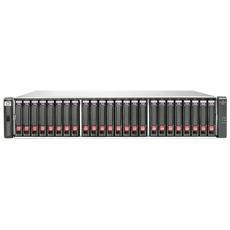 Sistema HP P2000 G3 MSA FC Dual Controller SFF Modular Smart Array