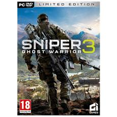 PC - Sniper Ghost Warrior 3 Limited Edition
