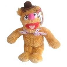 Peluche Orso Fozzie 35 Cm Serie The Muppets Show *13047