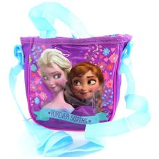 bag 'french touch' 'frozen - ' porpora (16x145x57 cm) - [ n1347]