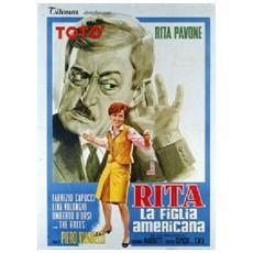 Dvd Rita La Figlia Americana