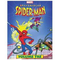 Dvd Spectacular Spider-man #03