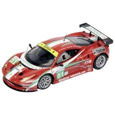 Tsm11fj018 Ferrari 458 Italia Gt2 N. 51 Lm 2011 G. fisichella 1:43 Modellino