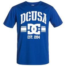 T-shirt Uomo Rd Alumni 3 Xs Blu Bianco