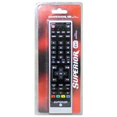 Telecomando Universale Per Tv / dvtb / dvd / vcr-sat 4 In 1