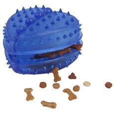 Gioco Porta Snack Blu Per Cane