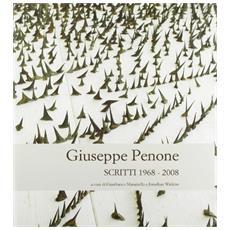 Giuseppe Penone. Scritti (1968-2008)