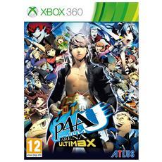 X360 - Persona 4 Arena Ultimax