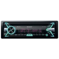 Sintolettore CD MEX-N5100BT Supporto MP3 / WMA / WAV / FLAC / AAC 4x55Watt USB / AUX Bluetooth / NFC