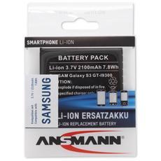 Li-Ion batt. 2100 mAh per Samsung Galaxy S3 / GT-I9300