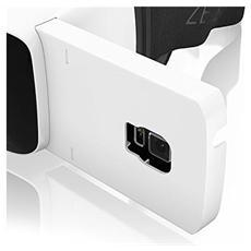 Cassetto per Visore Realtà Virtuale One per iPhone 6/6S - Bianco