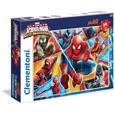 Puzzle Maxi 24 Pz - Spider-Man