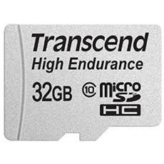 MicroSDHC da 32GB Class 10
