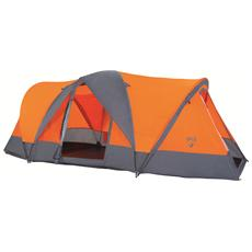 Tenda per 4 Persone arancione