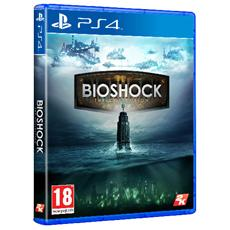 PS4 - Bioshock: the Collection