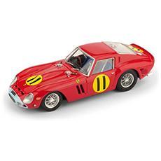 Bm0537 Ferrari 250 Gto N. 11 Winner Tourist Trophy 1963 G. hill 1:43 Modellino