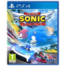 PS4 - Team Sonic Racing - Day One 31 Dicembre 2018