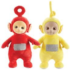 Interactive Plush, Toy set, , Laa Laa, Po, Multicolore, Felpato, AAA