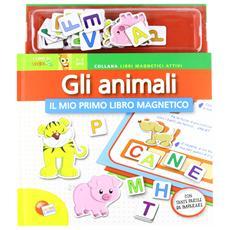 Il Mio Primo Libro Magnetico gli Animali