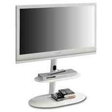 Mobile TV Screen Tower per TV LED / LCD / PLASMA 32-55'' Portata Max 35Kg