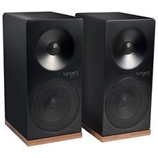 Spectrum X4 Coppia di Diffusori a 2 vie Potenza 80 Watt colore Nero