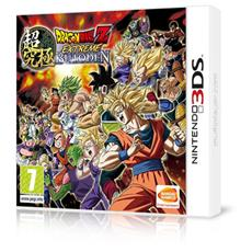 N3DS - Dragon Ball Z: Extreme Butoden