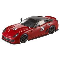 T6263 Ferrari 599xx Red 1/43 Modellino