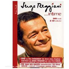 Serge Reggiani - Intime (Dvd+Cd)