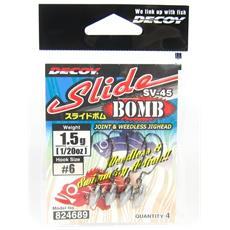 Amo Sv-45 Slide Bomb Misura 2 Unica
